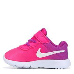 17f93b8d955 Nike Kids  Tanjun Sneaker Toddler Shoes (Pink Violet)