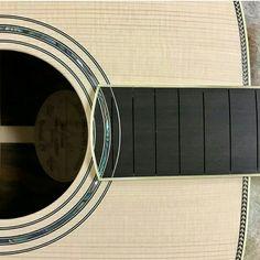 Incredible precision by Josh Williams Guitars
