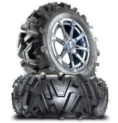 Super Grip Mud Bitch Atv Tires - Pure Offroad
