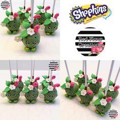 Apple Blossom Cake Pop Shopkins CakePop Cake Pops