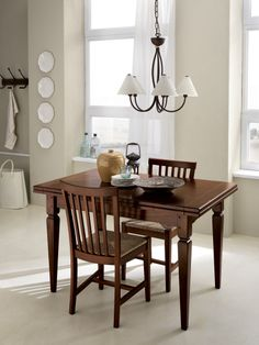 Armony table and chairs