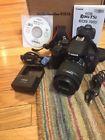 Canon EOS Rebel T5i EOS 700D 18.0MP Digital SLR Camera Bundle 18-55mm Lens EF-S