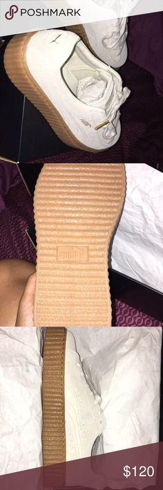 Rihanna x FENTY x pumas BRAND NEW NEVER WORN!!!! 8.5 Rihanna Shoes