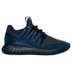 Men s adidas Tubular Radial Casual Shoes - S76722 S76722-NVY 307b5f3e7
