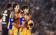 Los Tigres UANL derrotaron 1-0 a los Rayados del Monterrey | Clásico Regio 96. ¡Vamos Tigres!