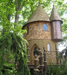 Image detail for -Fairytale treehouse