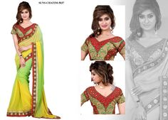 Buy Art Silk Designer #Saree