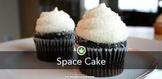 Space Cake from the The Stoner's Cookbook (http://www.thestonerscookbook.com/recipe/space-cake)