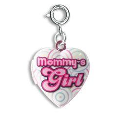 Mommy's Girl Charm- $5.00