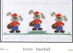 Bunny Baseball