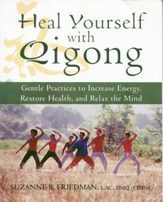 Heal Yourself with Qigong - Great #Book Great #Read Great #Exercises www.kenshin.com get yours now!