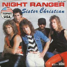 Night Ranger - Loved them, but I guess they can be considered vintage now lol.