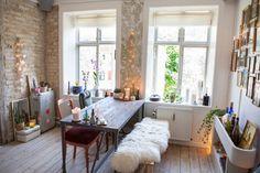 Bekijk deze fantastische advertentie op Airbnb: Cosy apartment in the greatest area in Kopenhagen