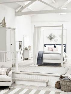 6 dream bedroom ideas