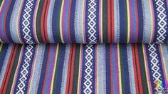 Inca indiaan Navy,Blauw
