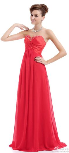 Faironly Hot Women's Formal Evening Prom Bridesmaid Dress Size 6 8 10 12 14 16