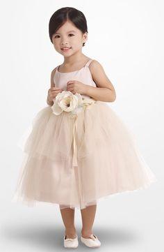 Tulle Ballerina Dress (Toddler Girls, Little Girls & Big Girls)
