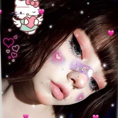 Zeichnen 𝔂𝓮𝓼𝓳𝓮𝓲𝓬𝓮 Wonderful Neck tie Jokes Here are some interesting tie jokes that shall make you l Makeup Fx, Cosplay Makeup, Makeup Inspo, Makeup Inspiration, Beauty Makeup, Hair Makeup, Edgy Makeup, Kawaii Makeup, Cute Makeup