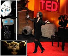 Cynthia Breazeal discussing Personal Robotics at TED