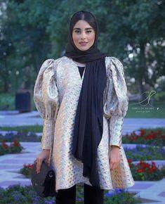 Hijab Fashion 2016, Abaya Fashion, Muslim Fashion, Fashion Dresses, Short Teen Dresses, Casual Dresses Plus Size, Stylish Work Outfits, Stylish Clothes For Women, Mode Abaya