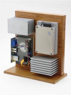 Level Eleven: Custom Wooden PC Case