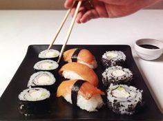 Un post de lo más completito: tipos de sushi y recetas para que lo hagas en casa