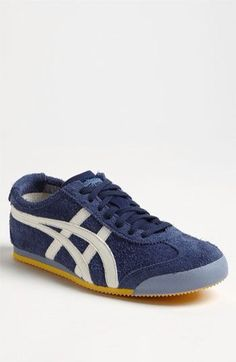 Onitsuka Tiger Mexico 66 Suede: Navy/White/Yellow