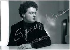 Kissin, Evgeny - Signed Photo