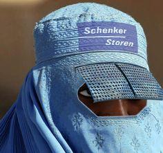 © photography edgar zollinger / Sport-Burka Sporty chador
