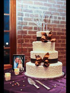 Wedding cake #savannah #bakerspridebakery