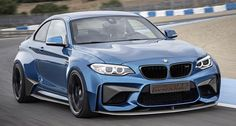 PSM Dynamic previews the BMW M2 Widebody Kit…