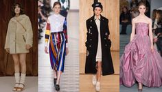 13 Looks We Loved from New York Fashion Week: Day 6. From Brandon Maxwell, Coach, Oscar de la Renta, Vera Wang and more.