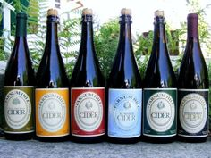 Cider Thursdays: A true New England cider | Beer Nut -- Farnum Hill Ciders -- Prohibition Style