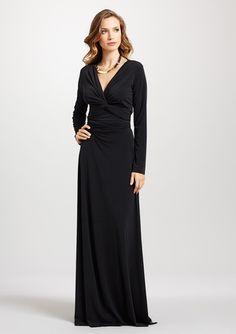 TRANSFORMER BY VON VONNI Black Victoria Transformer Dress