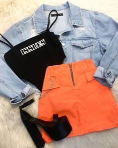 trendy outfits for summer ; trendy outfits for school ; trendy outfits for women ; Girls Fashion Clothes, Teen Fashion Outfits, Swag Outfits, Girly Outfits, Mode Outfits, Retro Outfits, Look Fashion, Outfits For Teens, Swag Fashion