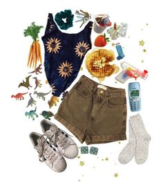 """come home when the lights turn on"" by abundanceoffreckles ❤ liked on Polyvore featuring art"