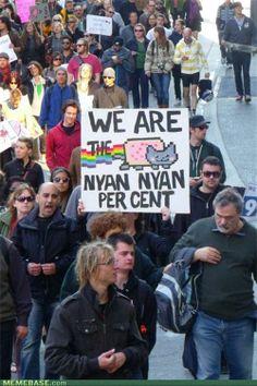 Nyan Nyan %