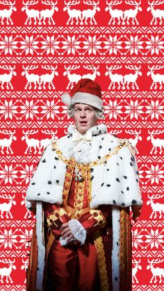 Hamilton Christmas - iPhone Backgrounds - Broadway Backgrounds