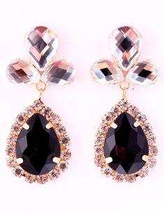 classy NAIADE earrings Teardrop Earrings, Statement Earrings, Classy, Jewels, My Style, Accessories, Clothes, Fashion, Ear Rings