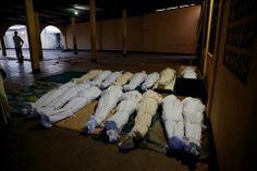 98 muertos en la República Centroafricana tras enfrentamientos - noticiasdehoy.co