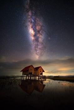 Milky Way Twin House - Milky Way Twin House ,phatthalung,Thailand