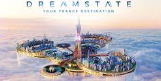 Cosmic Gate Live @ Dreamstate @ Bill Graham Civic Auditorium, San Francisco, California USA (17-01-2016)
