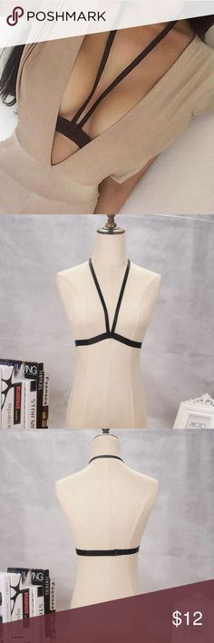 Bra Harness Sexy bra harness - brand new in packaging. Comes in S, M or L Intimates & Sleepwear Bras