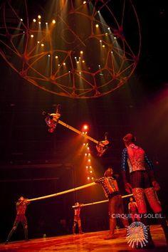 """Cirque du Soleil """"Totem"""""""