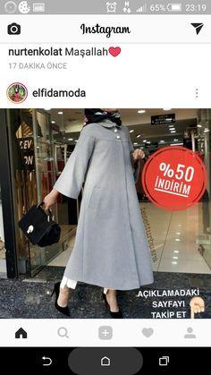 Outers Estilo Abaya, Boys Sewing Patterns, Piercings, Muslim Dress, Dress With Cardigan, Abaya Fashion, Moda Emo, Mode Hijab, T Shirts For Women