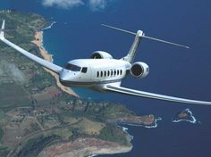Is the Gulfstream G650 private jet something in which you might be interested? What do we have to do to get you in this plane today?
