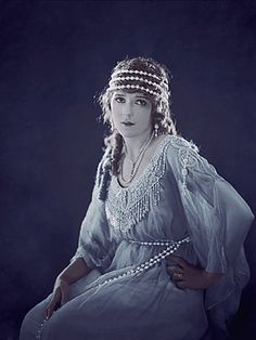 The movie, Tess Of The Storm Country (1916), sent Pickford's career into orbit and made her the most popular actress in America, if not the world.