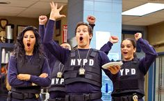 """The Jimmy Jab Games"" is the first great episode of the season for Brooklyn Nine-Nine. I wouldn't mind seeing the games come back every year."