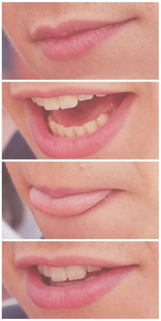 it's funny how we all have grown like a sixth sense and can recognize a man's lips like your own palm.
