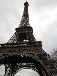 Underneath Eiffel.